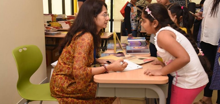 Peek A Book Powered by Mount Litera School International