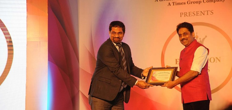 Mount Litera School International awarded as a Top Emerging School at the Times Education Icon Awards 2017