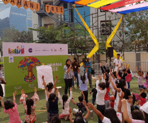Bookaroo – a literature festival for kids at MLSI