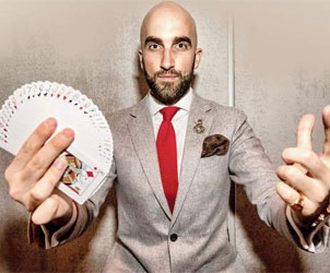 British magician Drummond Money-Coutts on his love for Mumbai