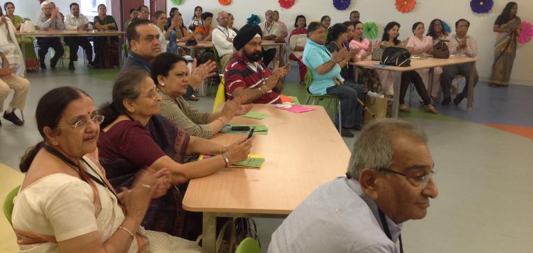 Grandparents Day Celebration At Mount Litera School International